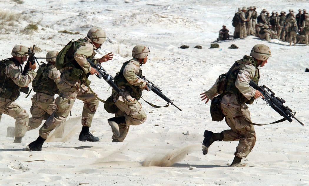 Guide complet de la musculation chez le militaire