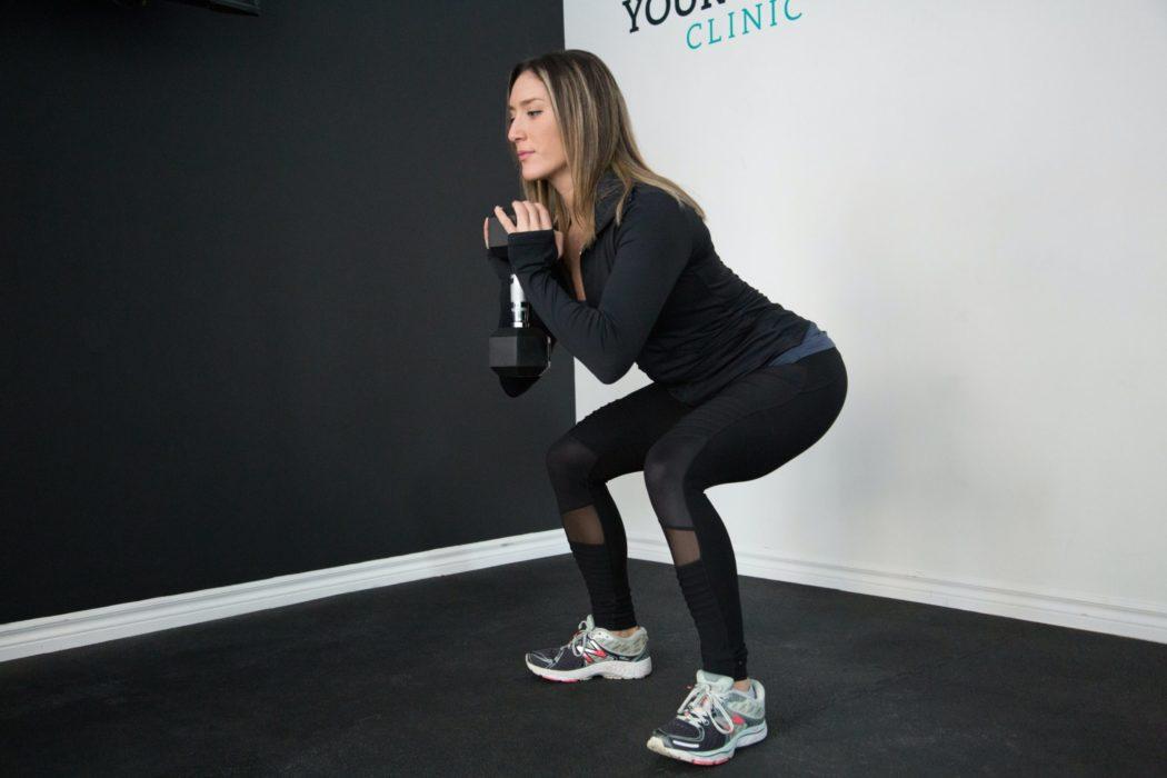 exercices abdo fessier jump squat
