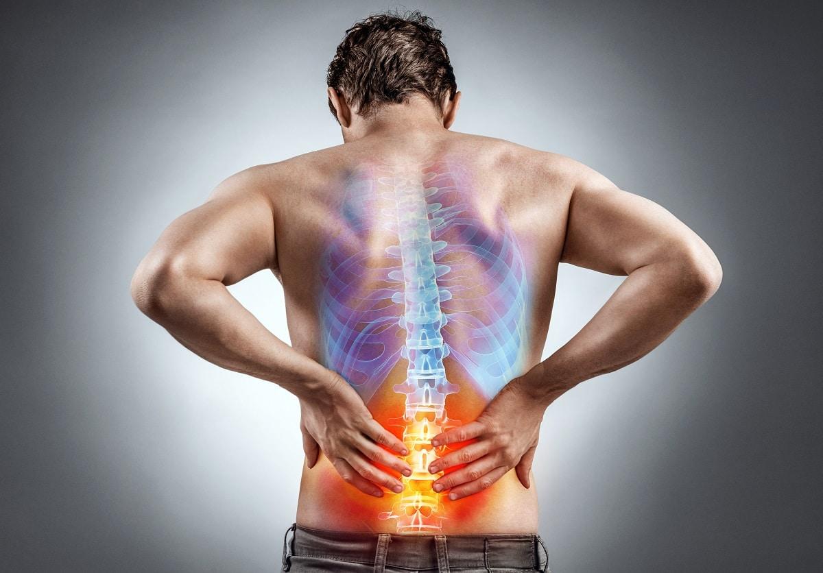 douleur dans le dos