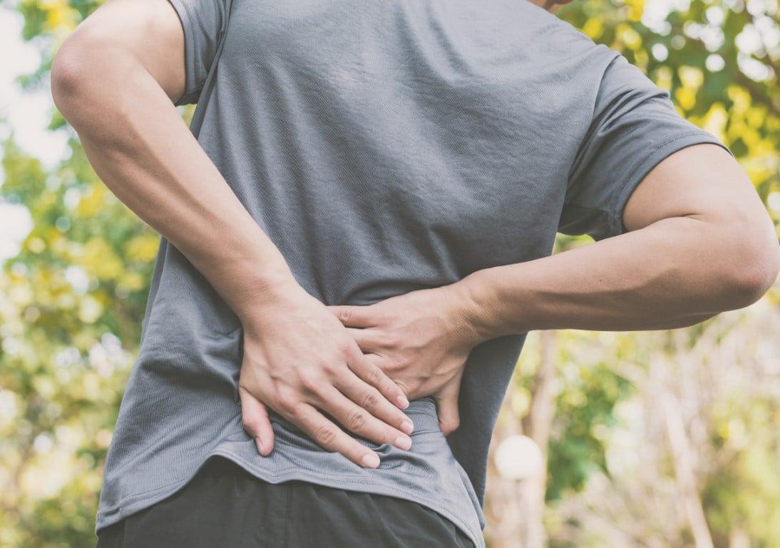 symptômes de la dorsalgie