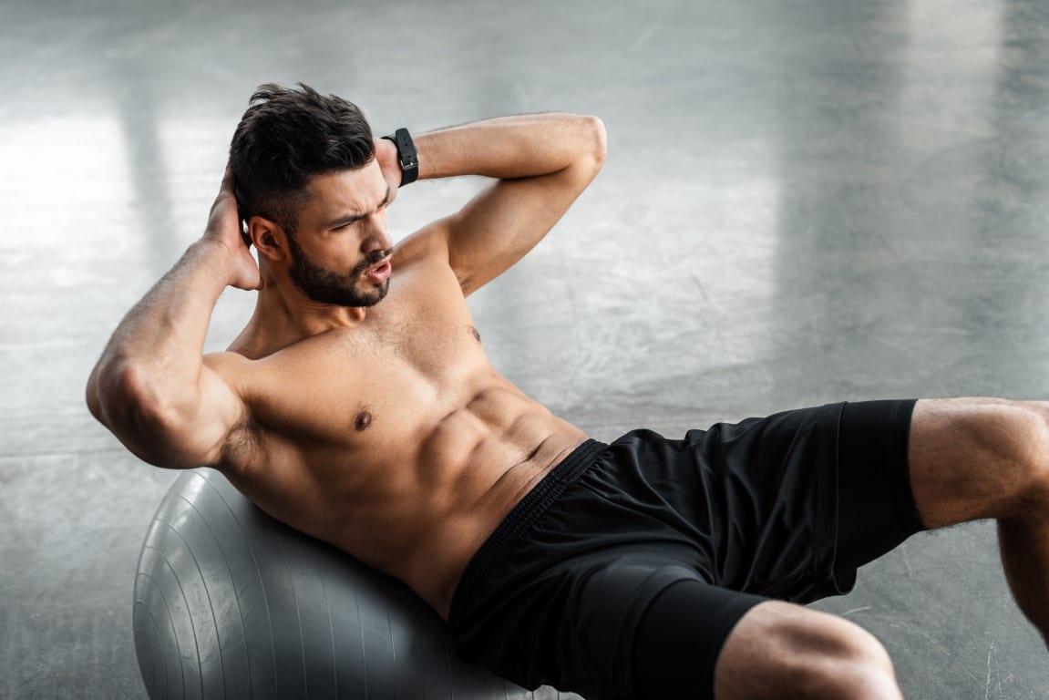 Exercices d'abdominaux