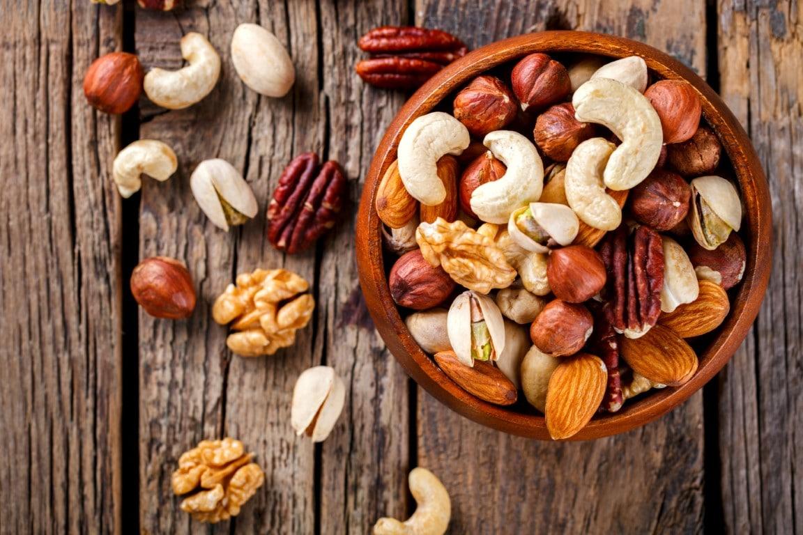 coupe faim naturel efficace les fruits secs