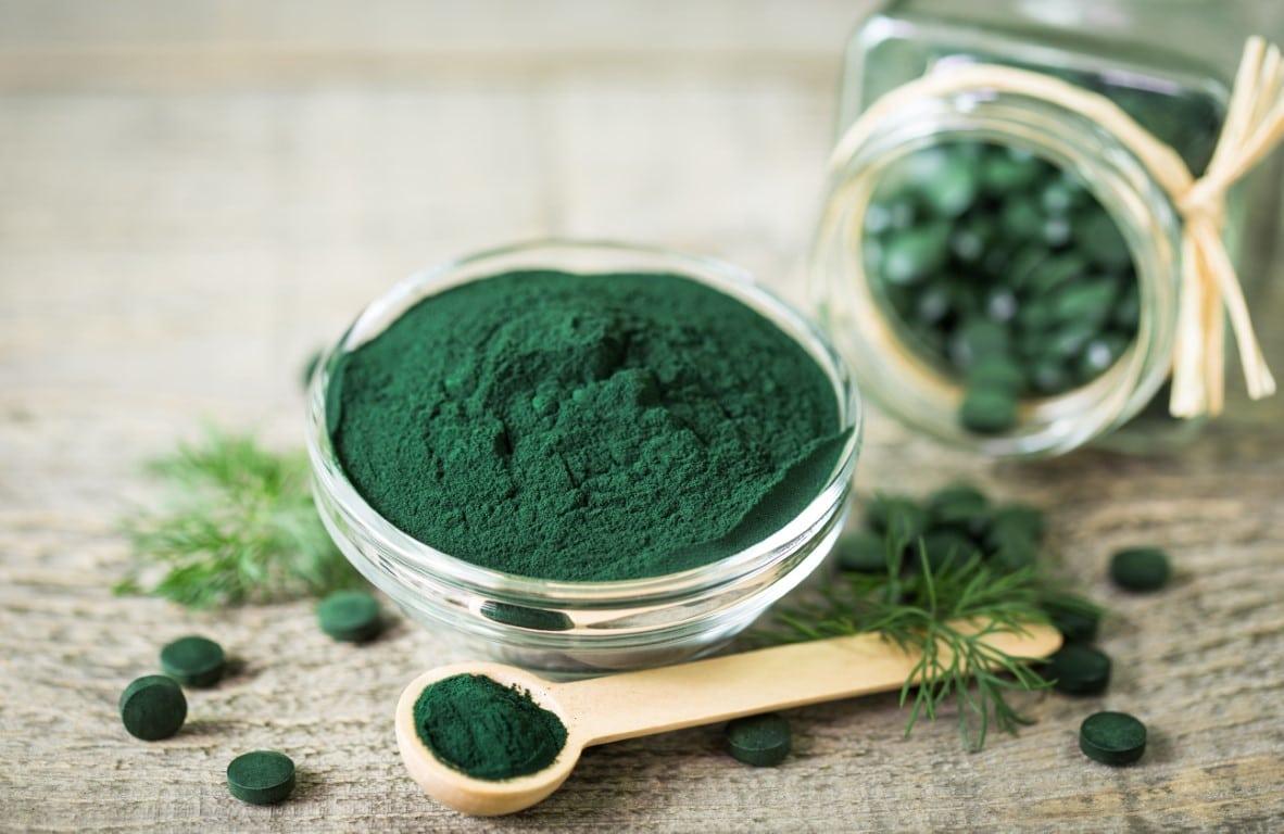 spiruline aliment riche en protéines végétales