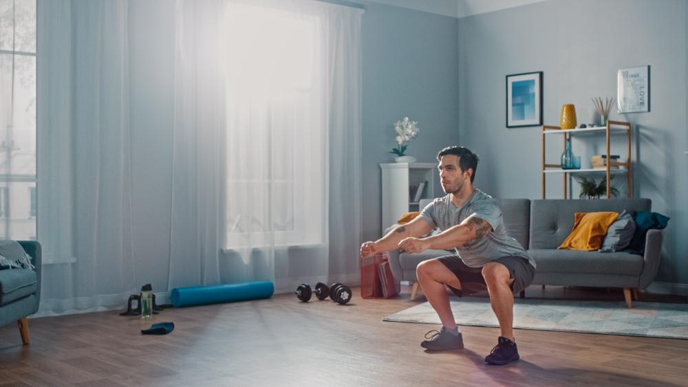 exercices poids du corps