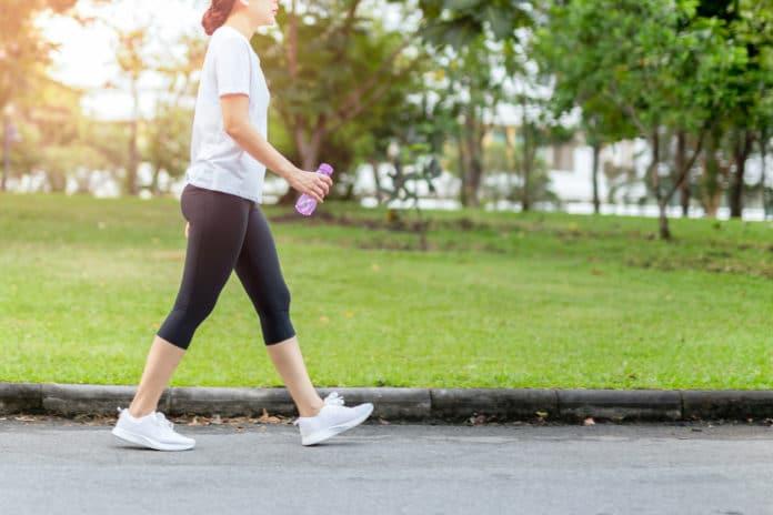 Marcher pour maigrir bienfaits et à quel rythme