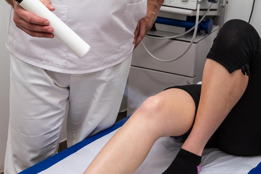cryotherapie sportif