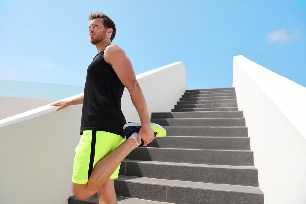 échauffements sans matériel pour la musculation