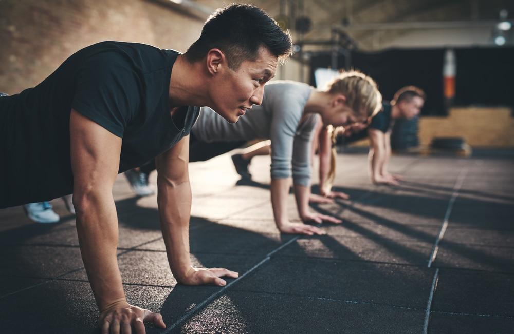 musculation au poids du corps