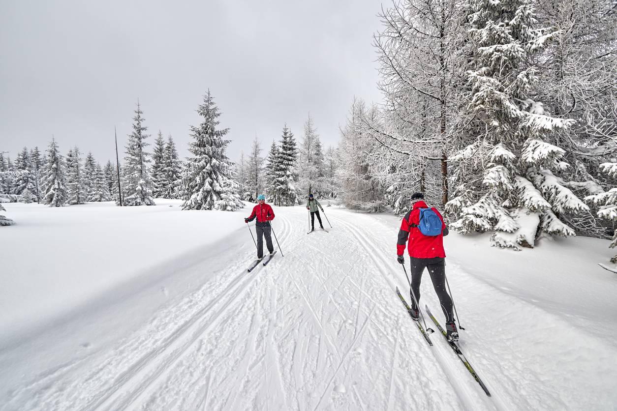 Randonnée en raquette ou ski de fond ?